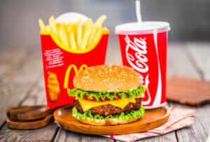 Cheap Fast Food Options McDonald's