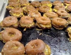 Krispy Kreme Burgers