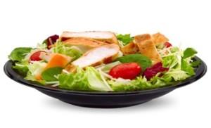 McDonald's Caesar Salad