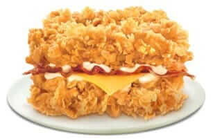An Overview of the History of KFC   KFC Double Down   FastFoodMenuPrices.com