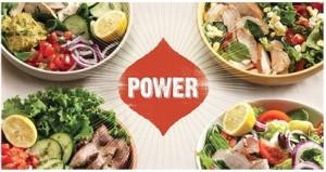 Panera Bread Power Breakfast Salad