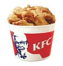 Best Fast Food Options for Fried Chicken Meals