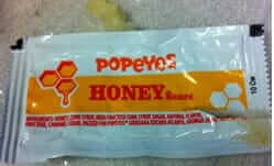Popeye's Honey Mustard Sauce