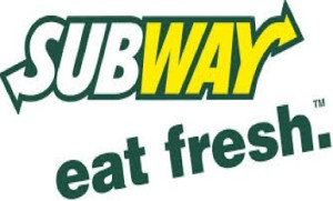 Subway Fast Food Prices