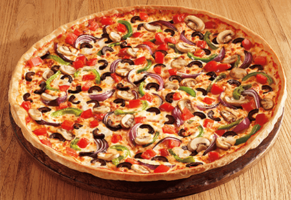 Healthiest Pizza Places to Satisfy Your Cravings | Pizza Hut | FastFoodMenuPrices.com