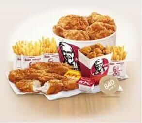 DIY KFC chicken