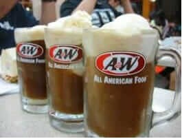 Image result for a&w root beer float