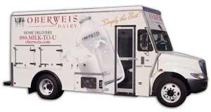 Oberweis truck