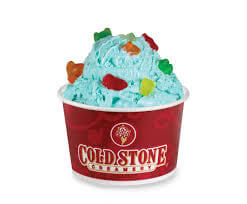 Healthy Choices At Cold Stone Creamery | Kids' Ice Cream | FastFoodMenuPrices.com