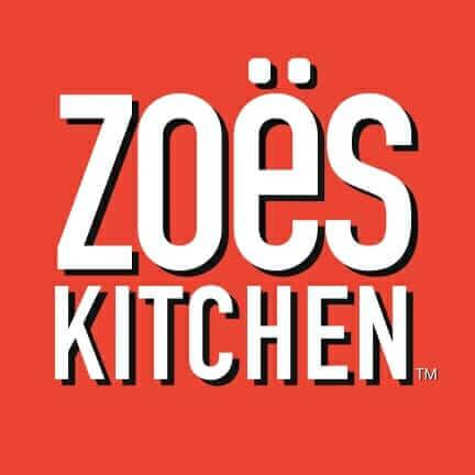 Zoes Kitchen Logo zoe's kitchen – mediterranean food that's healthy and tasty