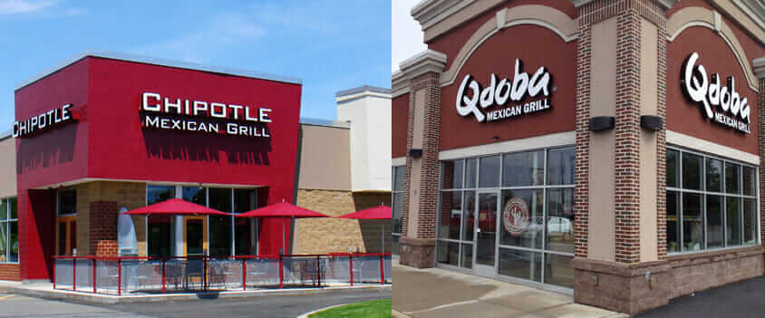 Chipotle vs Qdoba
