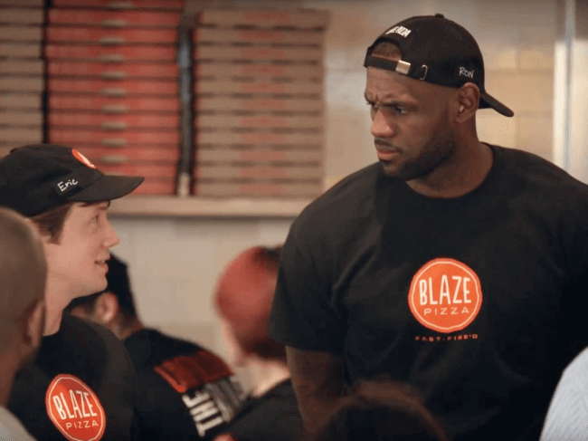 The Race for the Best DIY Pizza is On: Pieology vs. Blaze Pizza | Lebron James | FastFoodMenuPrices.com