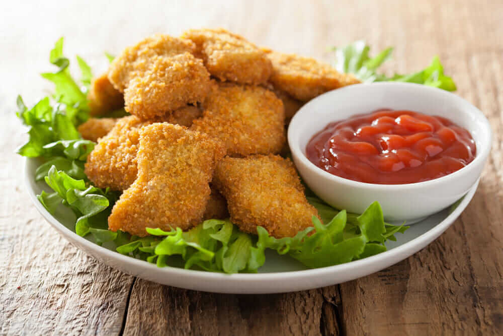 Best Quality Fast Food Chicken Nuggets