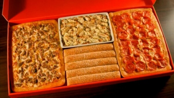 Best Fast Food Meals for the Whole Family | Dinner Box - Pizza Hut | FastFoodMenuPrices.com