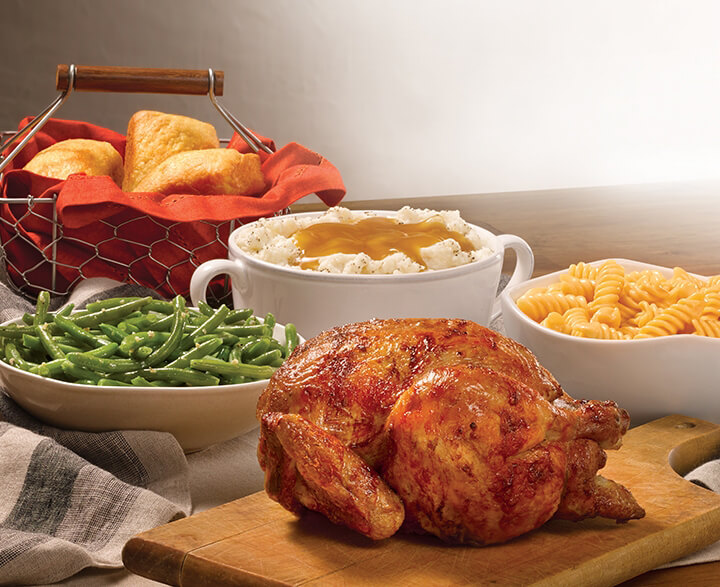 Best Fast Food Meals for the Whole Family | Family Combo - Boston Market | FastFoodMenuPrices.com