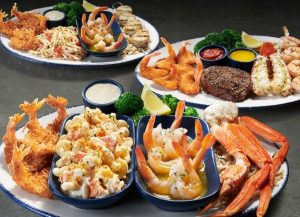 Red Lobster Family Feast