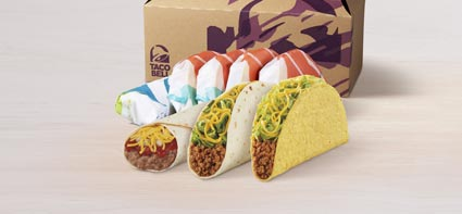 Taco Bell Party Pack
