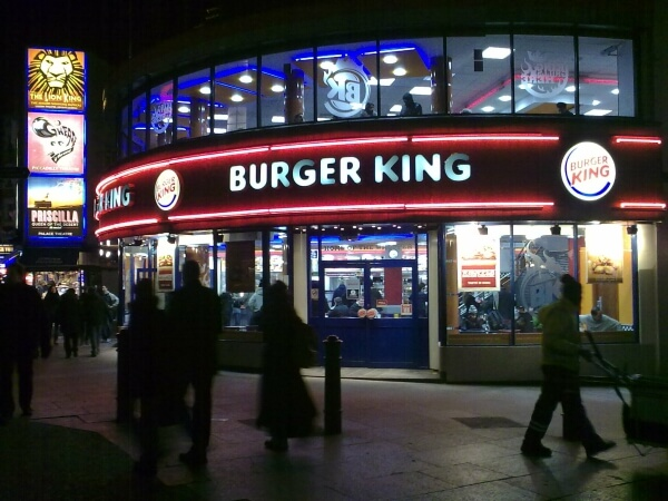 Get Your Dollar's Worth at Burger King - Fast Food Menu Prices