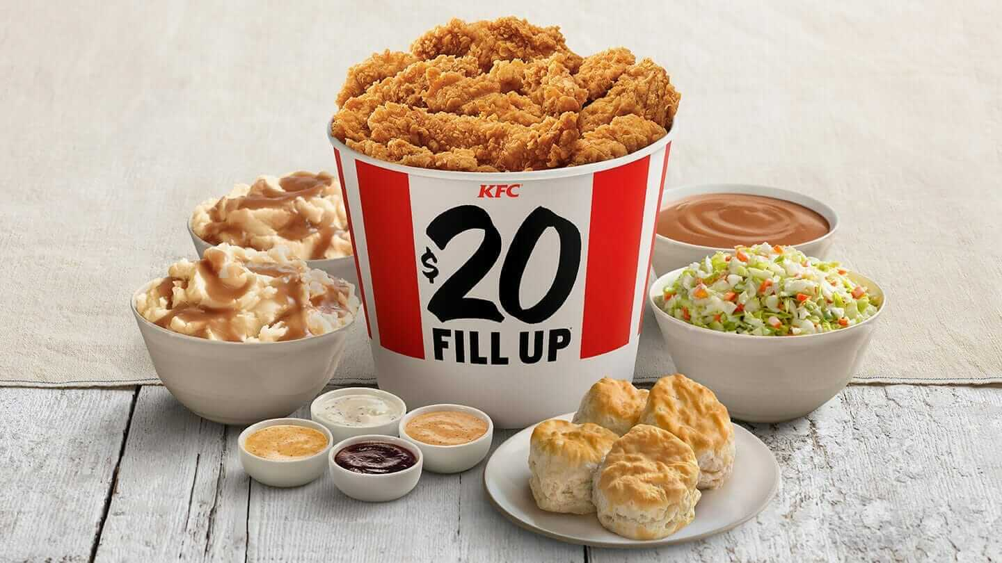 Order the KFC Menu Specials for the Best Value for Your ... - photo#40