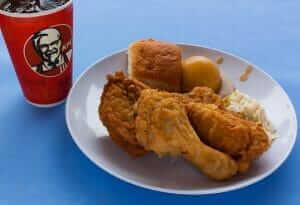 KFC Menu Specials
