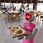 Robotic Fast Food Chefs