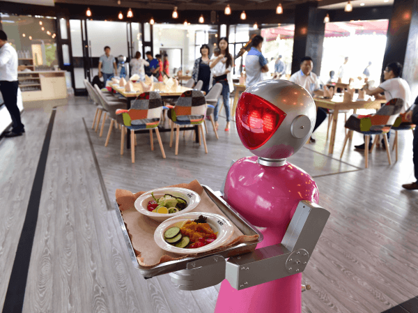 Robotic Fast Food Chefs - Fast Food Menu Prices