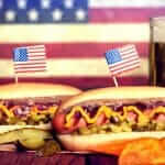Celebrate the Fourth of July Fast Food Style