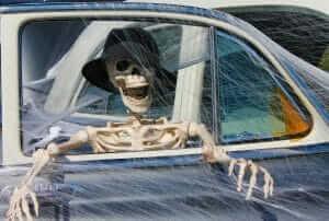 Fast Food Urban Legends Skeleton