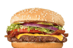15 Cheap Fast Food Options | Checkerburger | FastFoodMenuPrices.com