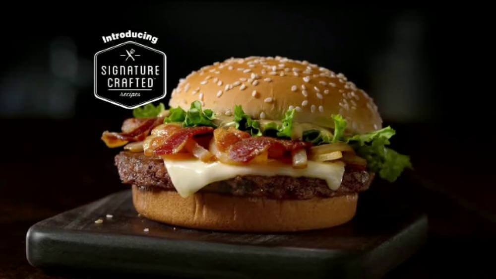 What Are Mcdonald S Signature Crafted Sandwiches