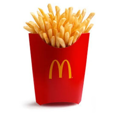 15 Cheap Fast Food Options | French Fries | FastFoodMenuPrices.com