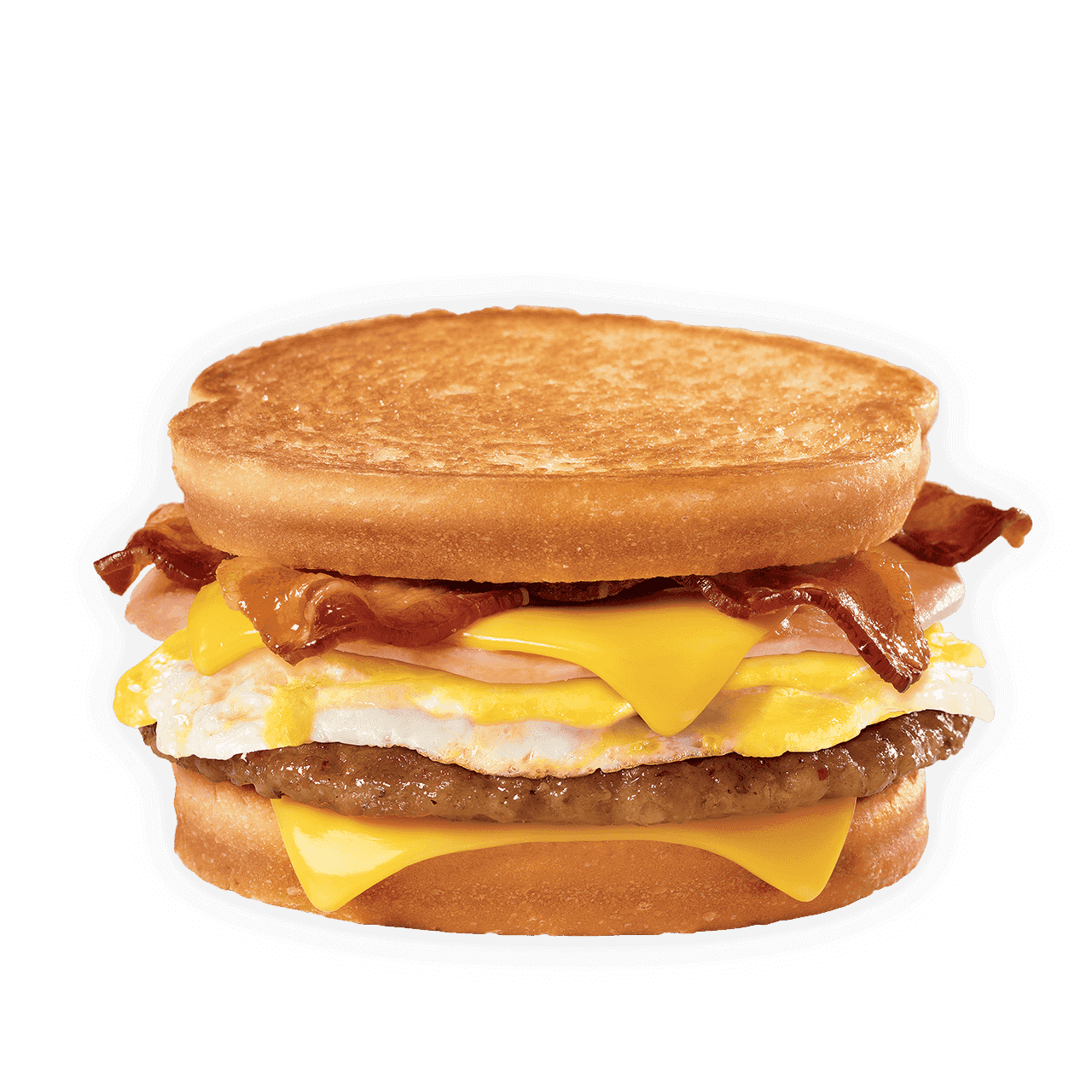 15 Meals At Jack In The Box For 500 Calories Or Less | Sausage Breakfast Jack | FastFoodMenuPrices.com