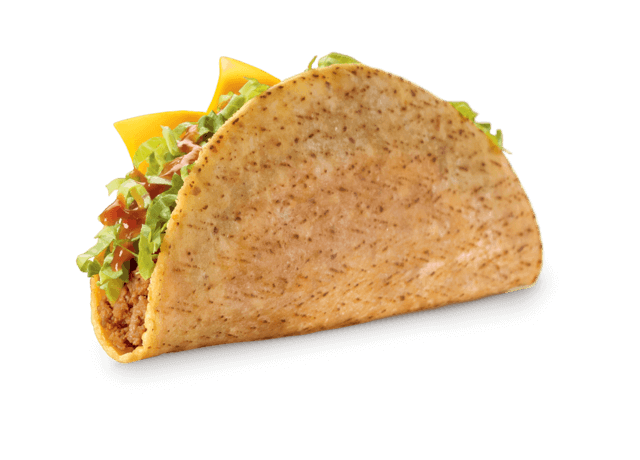15 Meals At Jack In The Box For 500 Calories Or Less | Beef Monster Taco | FastFoodMenuPrices.com