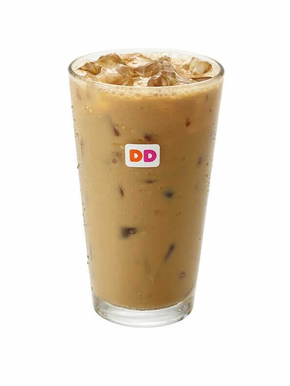 9 Binge-Worthy Fast Food Sweets For The Fall | Maple Pecan-Flavored Latte | FastFoodMenuPrices.com