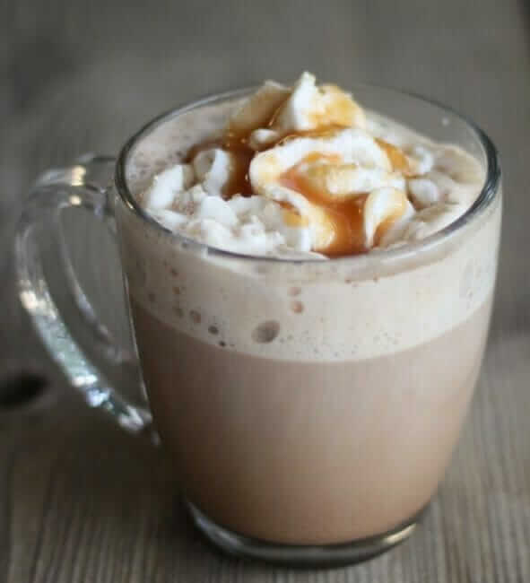 9 Binge-Worthy Fast Food Sweets For The Fall   Salted Caramel Mocha   FastFoodMenuPrices.com
