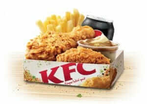 Get These KFC Menu Deals Now! | $5 Fill Up | FastFoodMenuPrices.com