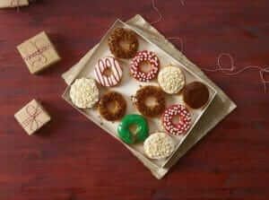 Dunkin Donuts Cookie Doughnuts | Fastfoodmenuprices.com