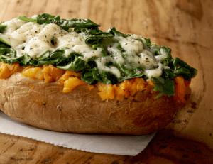 Jason's Deli Potato | Gluten-Free Fast Food Options | Fastfoodmenuprices.com