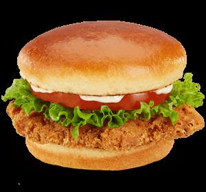 McDonalds Classic Chicken Sandwhich | Fastfoodmenuprices.com