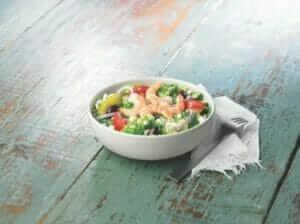 Panera Bread Greek Salad | Gluent-Free Fast Food Options | Fastfoodmenuprices.com