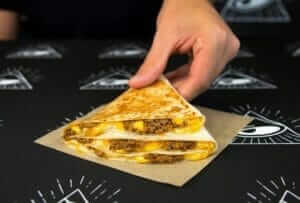 Taco bell $1 stacker | Fastfoodmenuprices.com