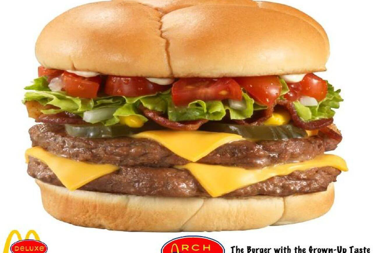 10 Spectacular Fast Food Fails | Arch Deluxe | FastFoodMenuPrices.com