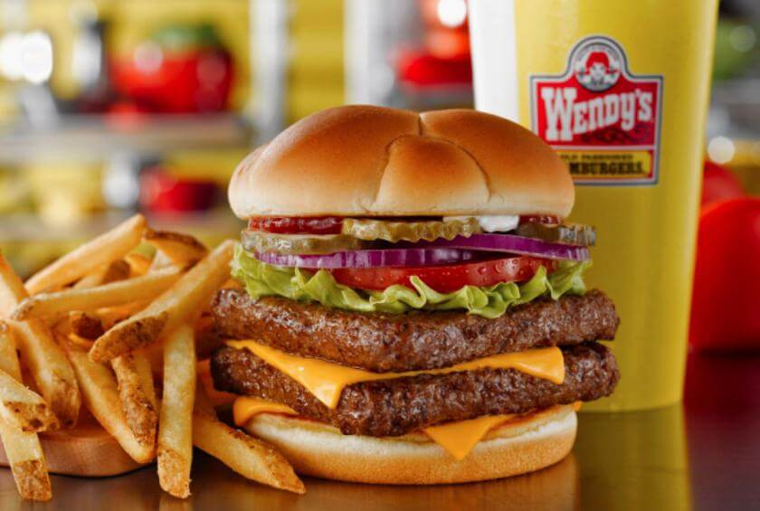 The Best Burgers you can Get at Wendy's