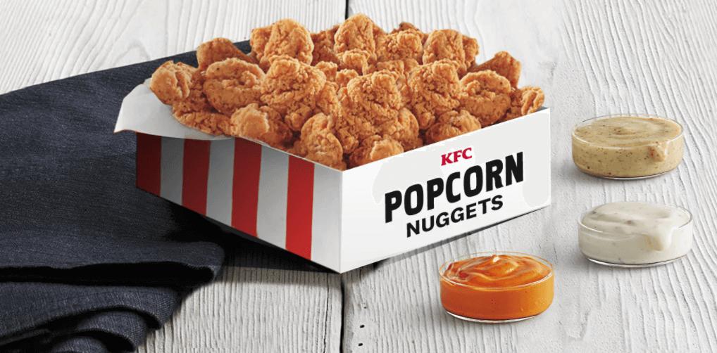 $10 Popcorn chicken