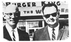 History of Burger King | James McLamore and David Edgerton | FastFoodMenuPrices.com