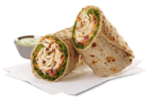 Chick fil A Grilled Wrap | Fast Food Menu Prices