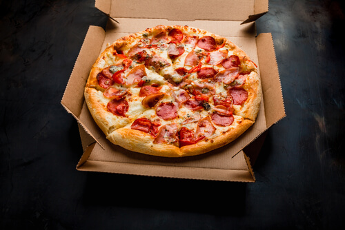 free home delivery pizza near me