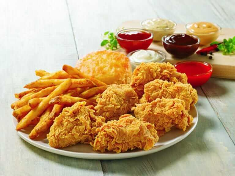 Fast Food Chicken Prices from KFC, Popeyes, and Chick-fil-A | Popeyes Chicken | FastFoodMenuPrices.com