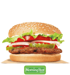 12 Healthy Fast Food Options | Veggie Burger | Fast Food Menu Prices.com