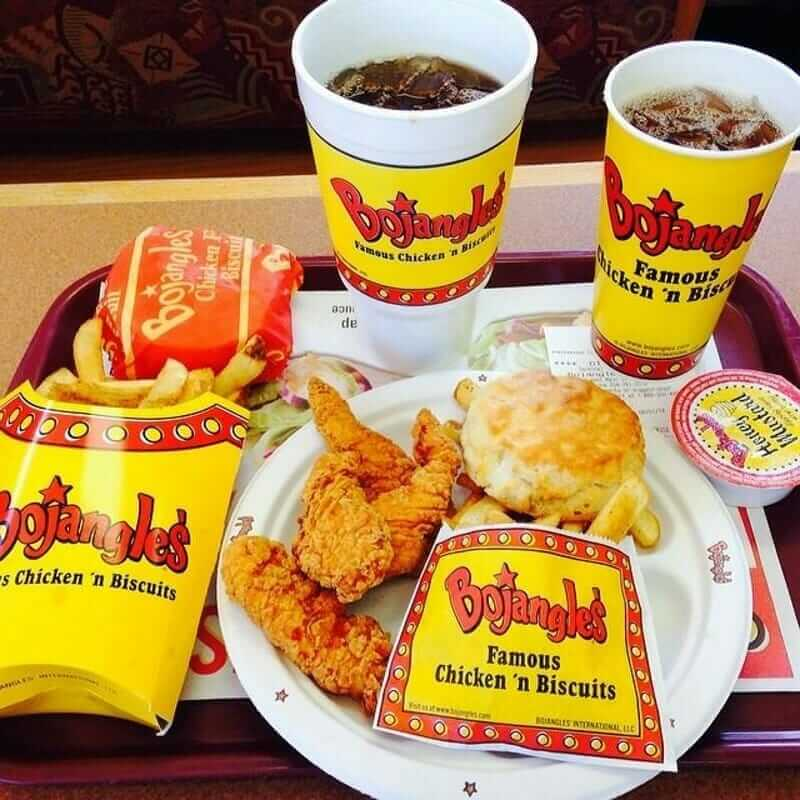 Best Fast Food in Each State | Bojangles | FastFoodMenuPrices.com